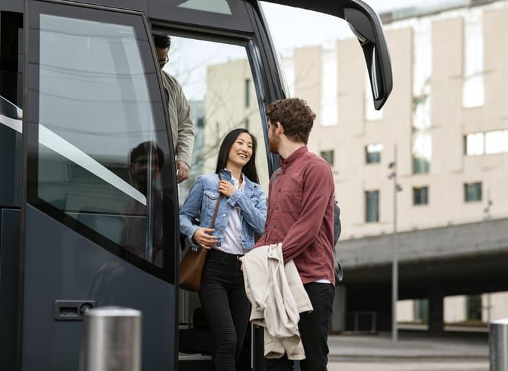 location bus paris et idf